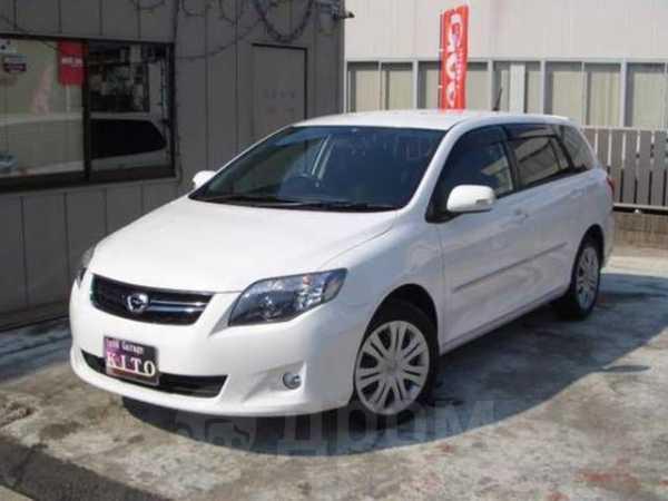 Toyota Corolla Fielder, 2009 год, 515 000 руб.