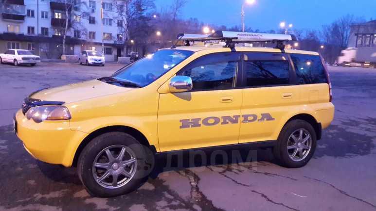 Honda HR-V, 2001 год, 315 000 руб.