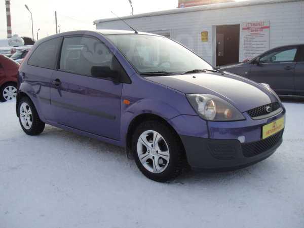 Ford Fiesta, 2006 год, 320 000 руб.