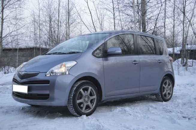 Toyota Ractis, 2009 год, 390 000 руб.