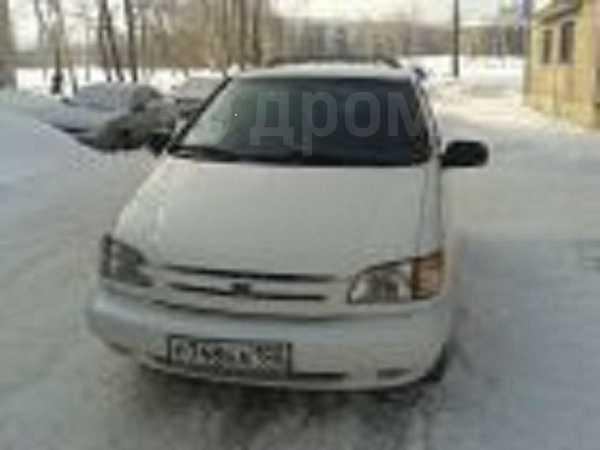 Toyota Sienna, 2000 год, 499 000 руб.