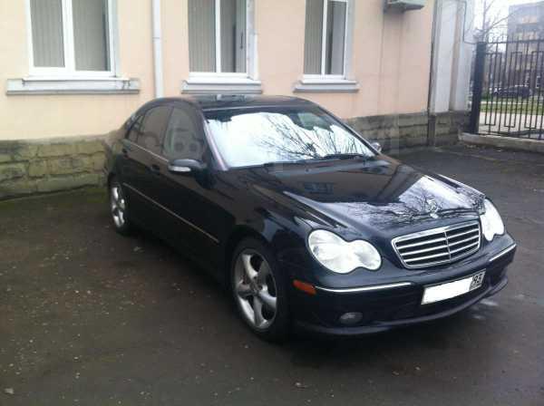 Mercedes-Benz C-Class, 2004 год, 470 000 руб.