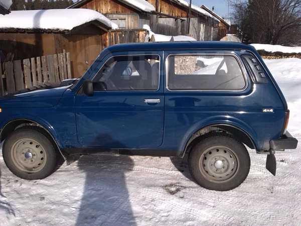 Лада 4x4 2121 Нива, 2011 год, 280 000 руб.