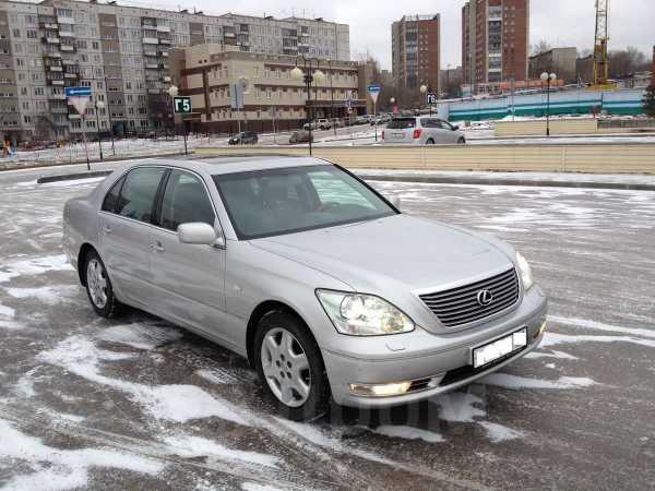 Lexus LS430, 2003 год, 750 000 руб.