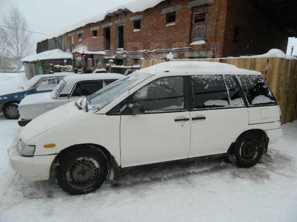 Nissan Prairie, 1990 год, 70 000 руб.