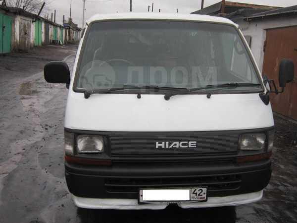 Toyota Hiace, 1990 год, 230 000 руб.