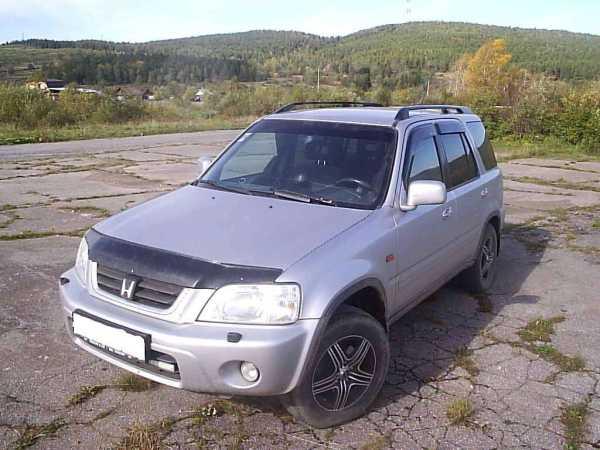 Honda CR-V, 2001 год, 430 000 руб.