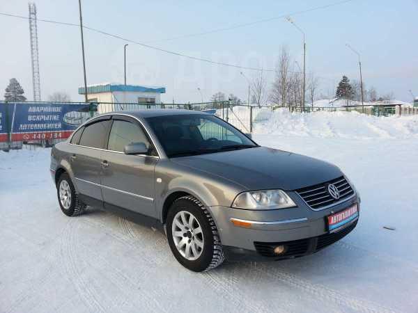 Volkswagen Passat, 2003 год, 285 000 руб.
