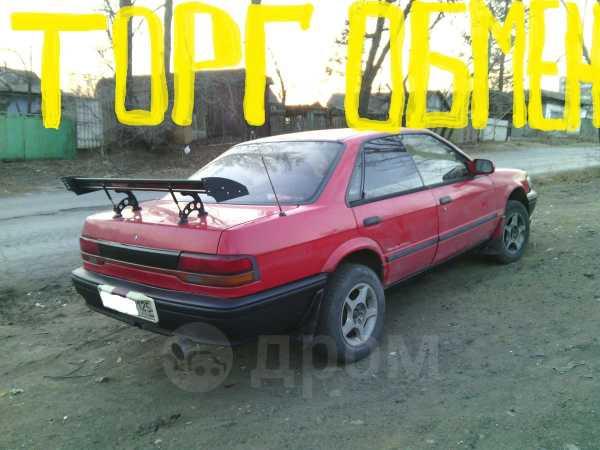 Nissan Bluebird, 1990 год, 85 000 руб.