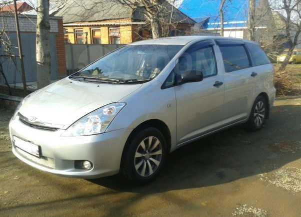 Toyota Wish, 2003 год, 290 000 руб.