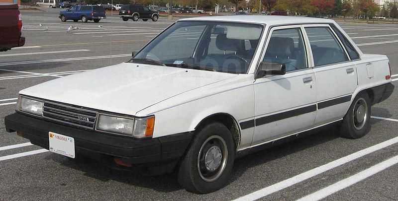 Toyota Camry, 1987 год, 15 000 руб.