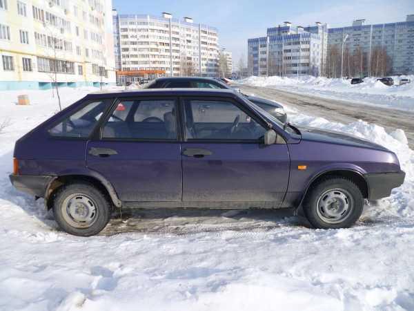 Лада 2109, 2001 год, 78 000 руб.