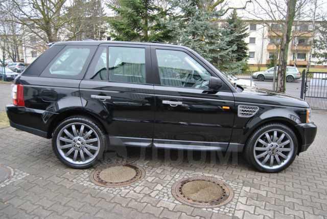 Land Rover Range Rover Sport, 2009 год, 1 100 000 руб.