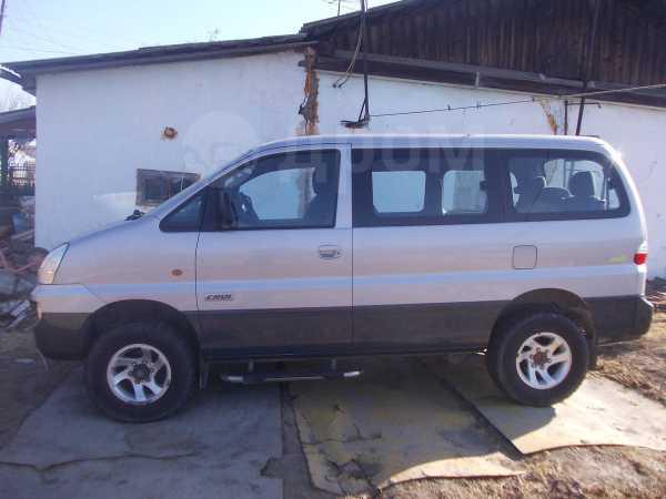 Hyundai H1, 2007 год, 370 000 руб.