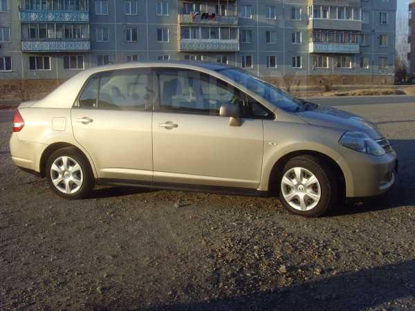 Nissan Tiida Latio, 2009 год, 320 000 руб.