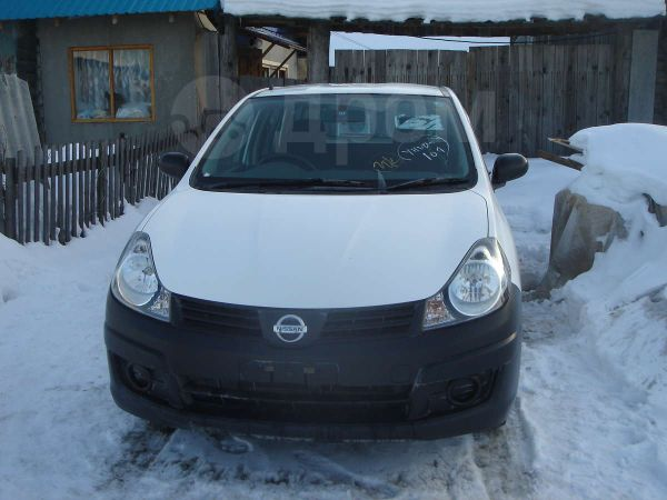 Nissan AD, 2009 год, 420 000 руб.