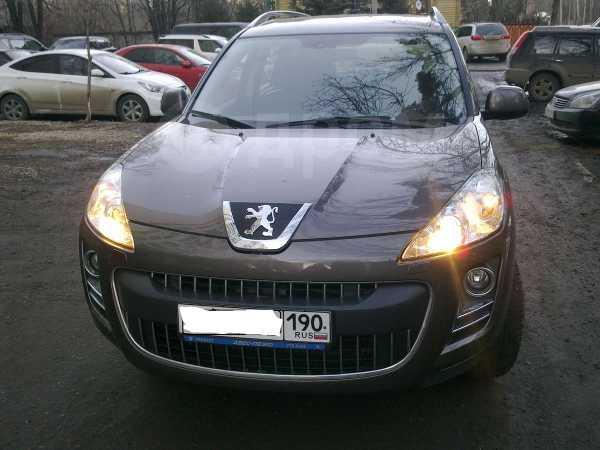 Peugeot 4007, 2010 год, 790 000 руб.