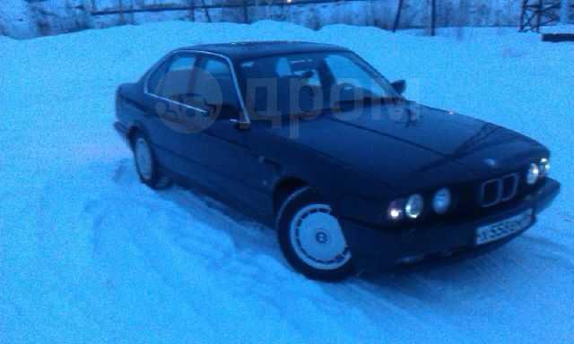 BMW 5-Series, 1993 год, 120 000 руб.