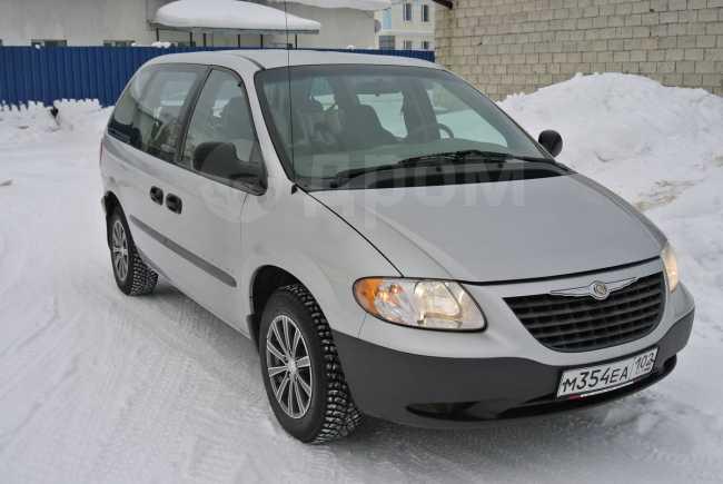 Chrysler Voyager, 2001 год, 390 000 руб.