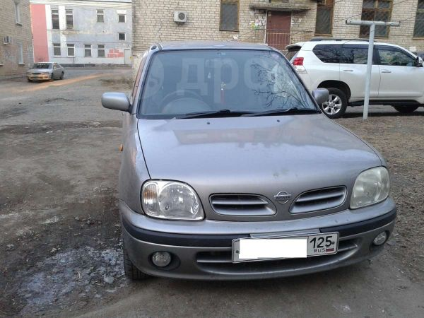 Nissan March, 2001 год, 75 000 руб.