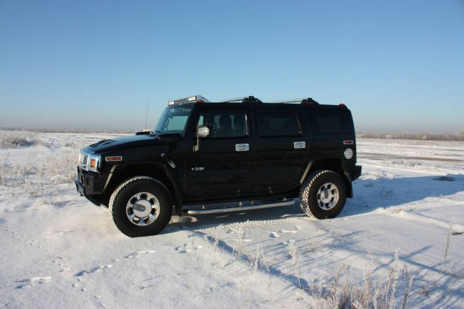 Hummer H2, 2008 год, 2 500 000 руб.