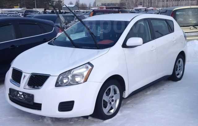 Pontiac Vibe, 2009 год, 610 000 руб.