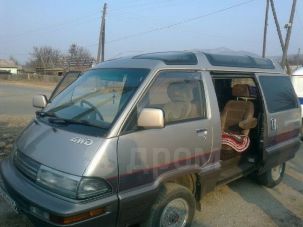 Toyota Town Ace, 1991 год, 140 000 руб.
