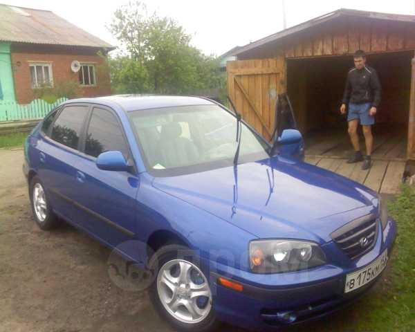 Hyundai Elantra, 2004 год, 320 000 руб.