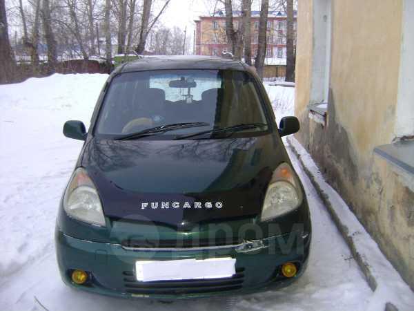 Toyota Funcargo, 1999 год, 250 000 руб.