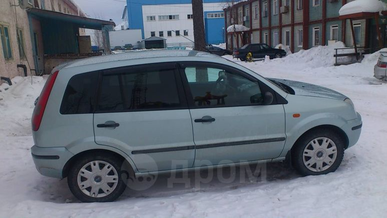 Ford Fusion, 2004 год, 200 000 руб.