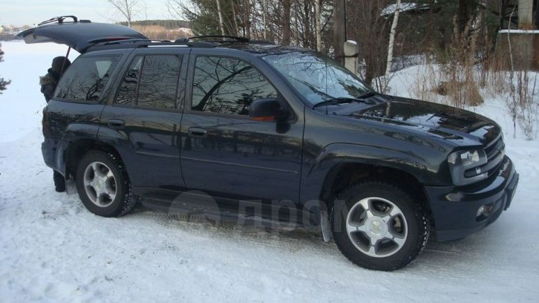 Chevrolet TrailBlazer, 2005 год, 620 000 руб.