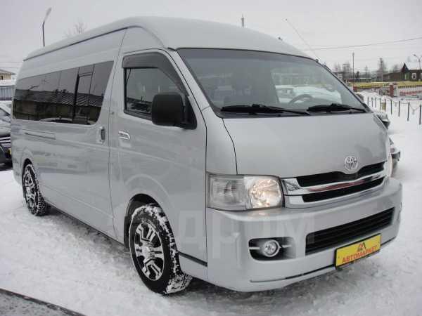 Toyota Hiace, 2008 год, 980 000 руб.