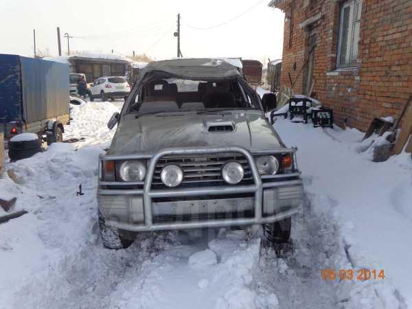 Mitsubishi Pajero, 1992 год, 150 000 руб.