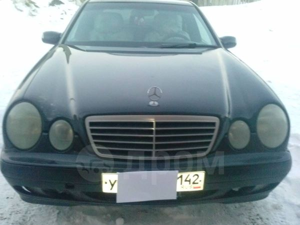 Mercedes-Benz E-Class, 2000 год, 370 000 руб.