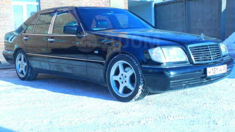 Mercedes-Benz S-Class, 1996 год, 500 000 руб.