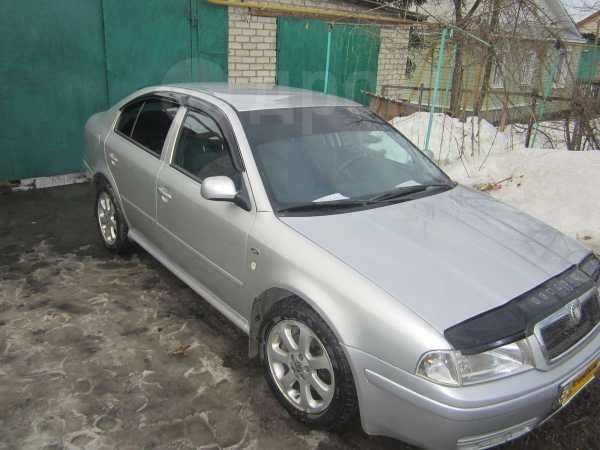 Skoda Octavia, 2001 год, 215 000 руб.