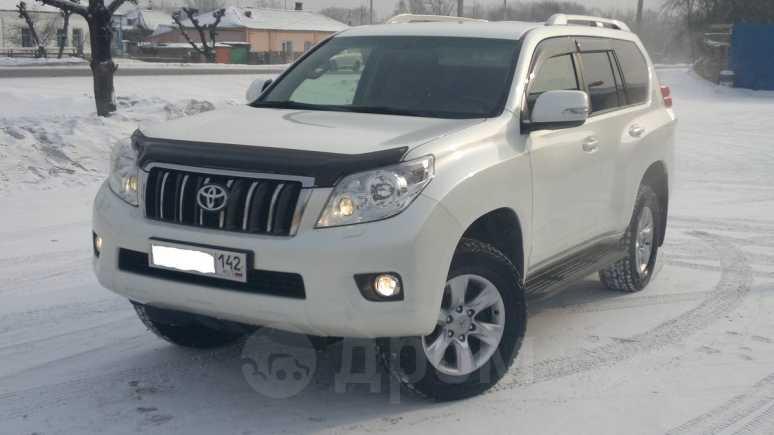 Toyota Land Cruiser Prado, 2011 год, 1 500 000 руб.