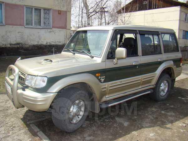 Hyundai Galloper, 2003 год, 350 000 руб.