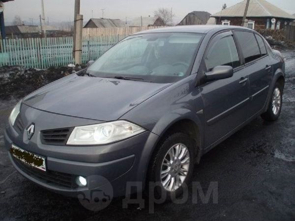 Renault Megane, 2007 год, 440 000 руб.