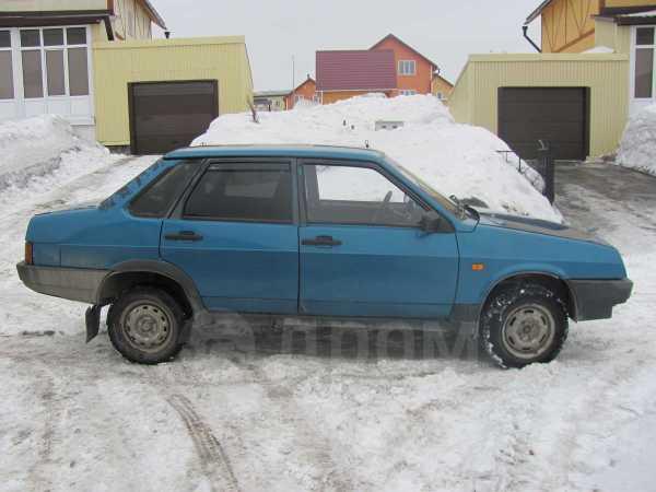 Лада 21099, 1998 год, 55 000 руб.