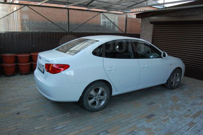 Hyundai Elantra, 2008 год, 435 000 руб.