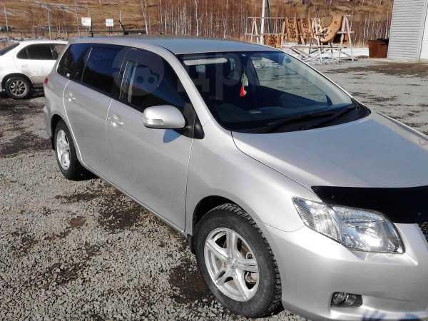 Toyota Corolla Fielder, 2008 год, 467 000 руб.
