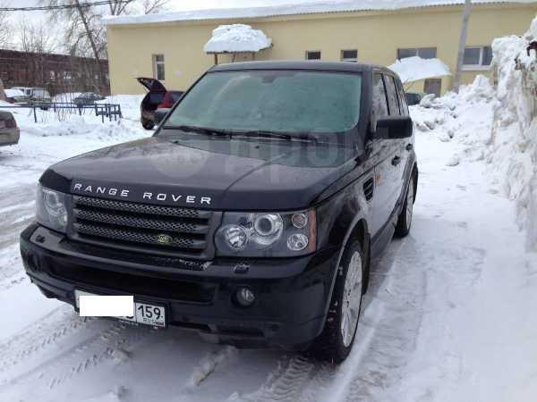 Land Rover Range Rover Sport, 2007 год, 1 050 000 руб.