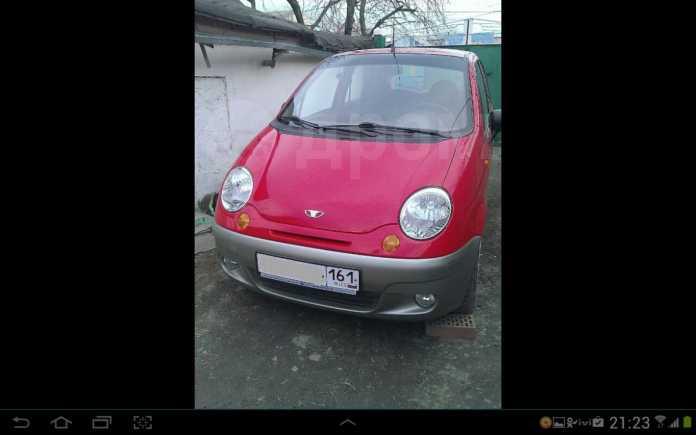 Daewoo Matiz, 2011 год, 240 000 руб.