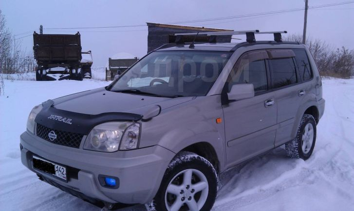 Nissan X-Trail, 2001 год, 455 000 руб.