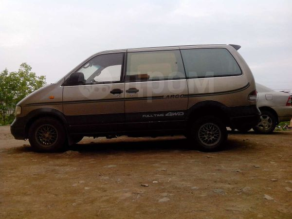 Nissan Largo, 1994 год, 110 000 руб.