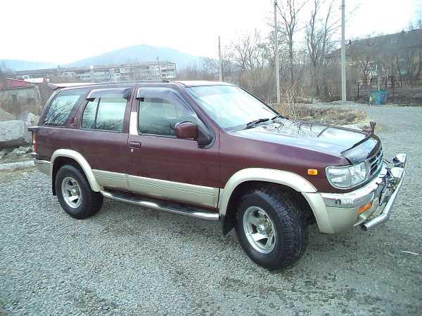 Nissan Terrano, 1998 год, 398 000 руб.
