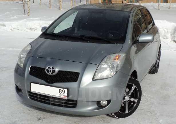 Toyota Yaris, 2008 год, 399 000 руб.