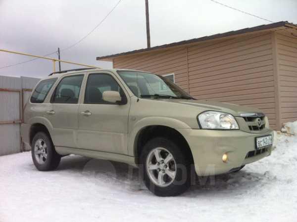 Mazda Tribute, 2004 год, 460 000 руб.