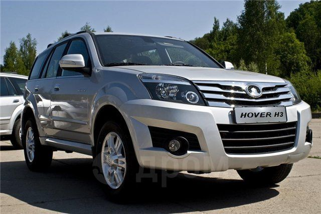 Great Wall Hover H3, 2011 год, 690 000 руб.